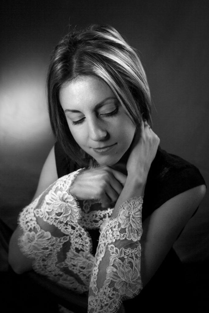 Sabrina Lhuissier créatrice de robe